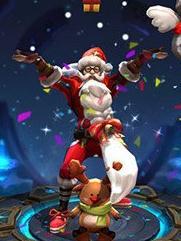 王者荣耀老夫子圣诞老人