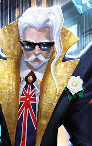 王者荣耀姜子牙时尚教父