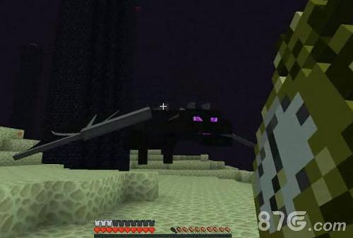 我的世界末影螨_我的世界末影龙有几种 游戏单机游戏minecraft