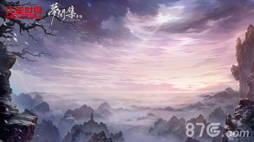 六大场景首亮相《梦间集》曝游戏世界观