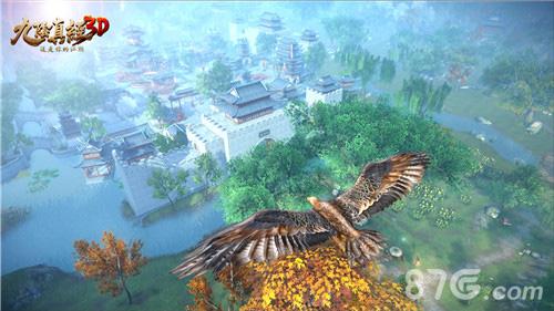《九阴真经3D》江湖风景美如画