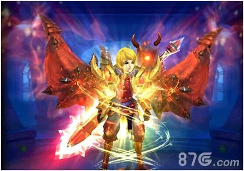 格斗猎人游戏撒旦羽翼