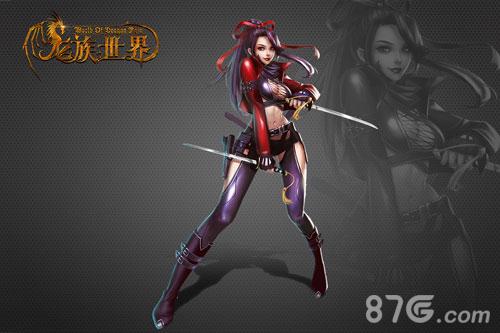 龙族世界cosplay大赛今日火爆开启 十大角色神级还原