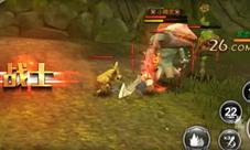 龙之谷手游战士实战技能展示 战斗游戏截图赏析