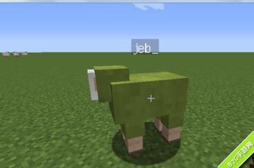 我的世界彩虹羊怎么做