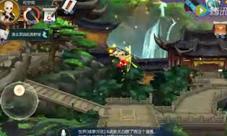 剑网3指尖江湖少林轻功展示视频
