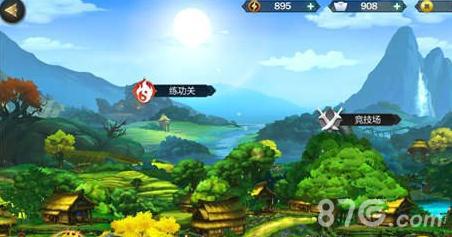 剑网3指尖江湖二测特色玩法2