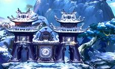 劍網3指尖江湖七秀輕功視頻 七秀輕功效果展示
