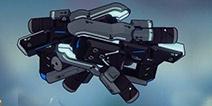 合金·支配者手槍