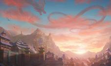 天龙八部手游精美场景图分享 场景CG图分享