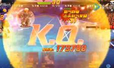 拳皇98终极之战OL高端局后手反杀 实战视频