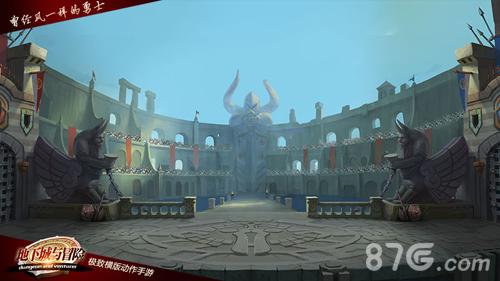 地下城与冒险游戏截图二