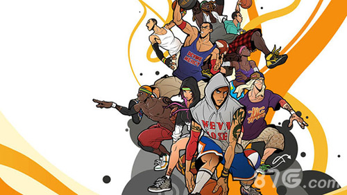 街头篮球手游角色选择汇总