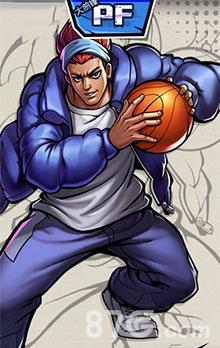 街头篮球PF大前锋