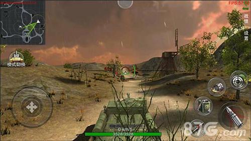 3D坦克争霸2宣传图九