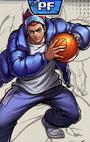 街头篮球手游PF大前锋