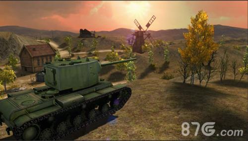 3D坦克争霸2游戏宣传图三