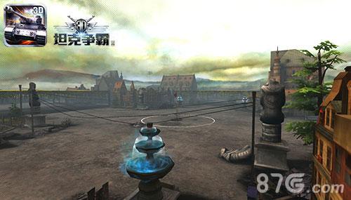 3D坦克争霸2:秋日广场