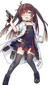 少女前线59式图鉴