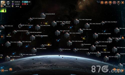 星盟冲突截图4
