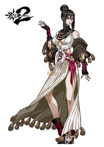 影之刃2雅典娜-影之刃2 网红锥子脸女主角爆乳登场