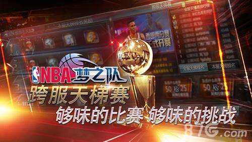 NBA夢之隊截圖1