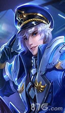 王者荣耀龙且海军少将