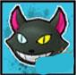 不笑猫头套