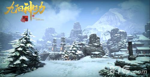 九阳神功:起源游戏截图