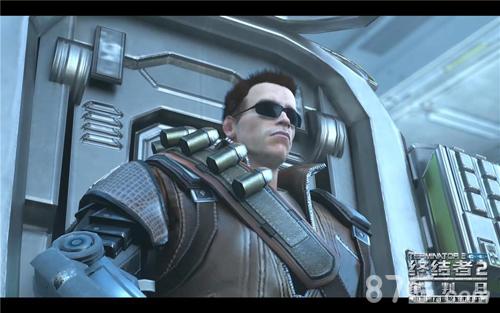 终结者2媲美大片的细腻画质