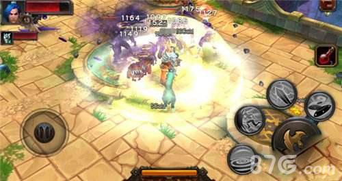 火炬之光移动版游戏截图3