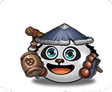 熊猫冈布奥