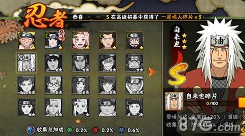 火影忍者手游s级忍者对比 四大s级忍者对比分析
