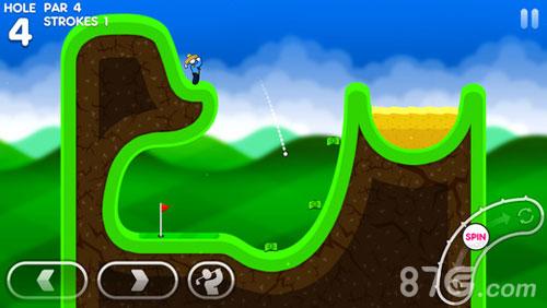 超级火柴人高尔夫3截图2