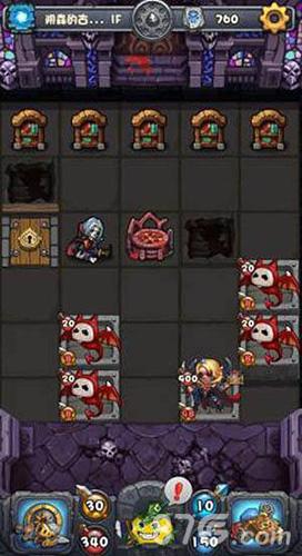 不思议迷宫机械军团降临游戏截图