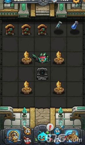 不思议迷宫迦瓦娜的幻境攻略
