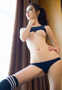 性感美女萌琪琪Irene最新写真 性感酥胸妖娆无圣光图片