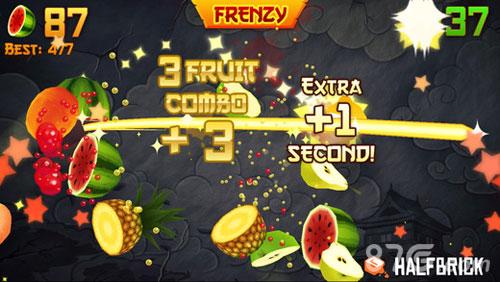 水果忍者免费版截图3