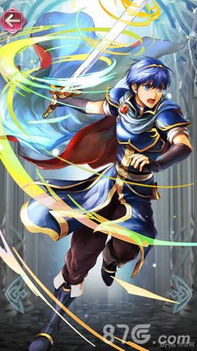 火焰纹章英雄马尔斯