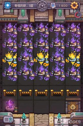 不思议迷宫奇怪的研究室2攻略图三