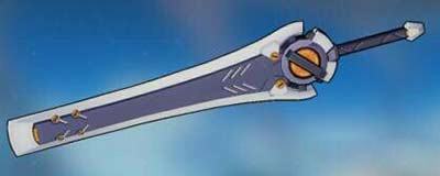 崩坏3融核动力剑初型