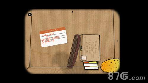 逃离方块:哈维的盒子截图1