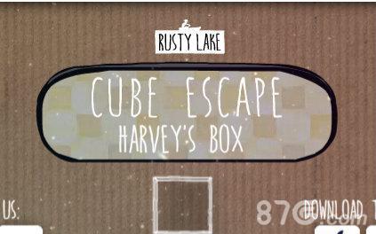 逃离方块哈维的盒子攻略