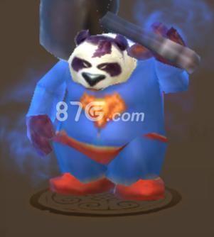 天龙八部手游熊猫宝宝4