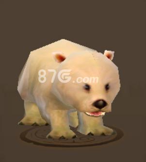天龙八部手游北极熊宝宝2