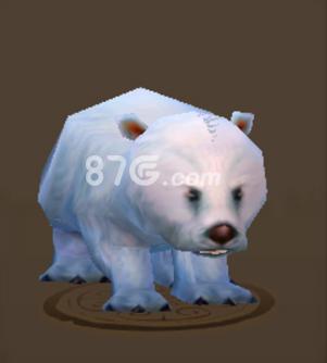 天龙八部手游北极熊宝宝3