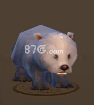 天龙八部手游北极熊宝宝4