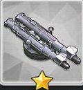 碧蓝航线双联装610mm鱼雷T1