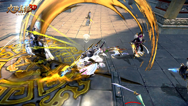 九阴真经3D宣传图5