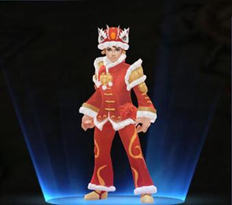 驯龙战记新年版本之男装